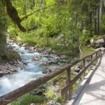 Zauberwald - Abfluß Hintersee
