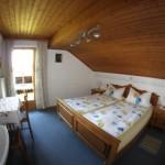 Schlafzimmer Ferienwohnung Enzian