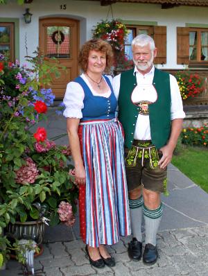 Marianne und Hans Kamml